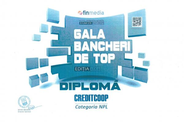 Gala Bancherilor de top - 2016