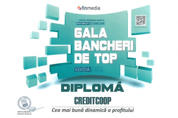 Gala Bancherilor de Top - 2018